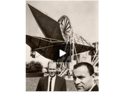 Bell Labs Technical Journal 50th Anniversary Special Feature: The Discovery of Cosmic Microwave Background